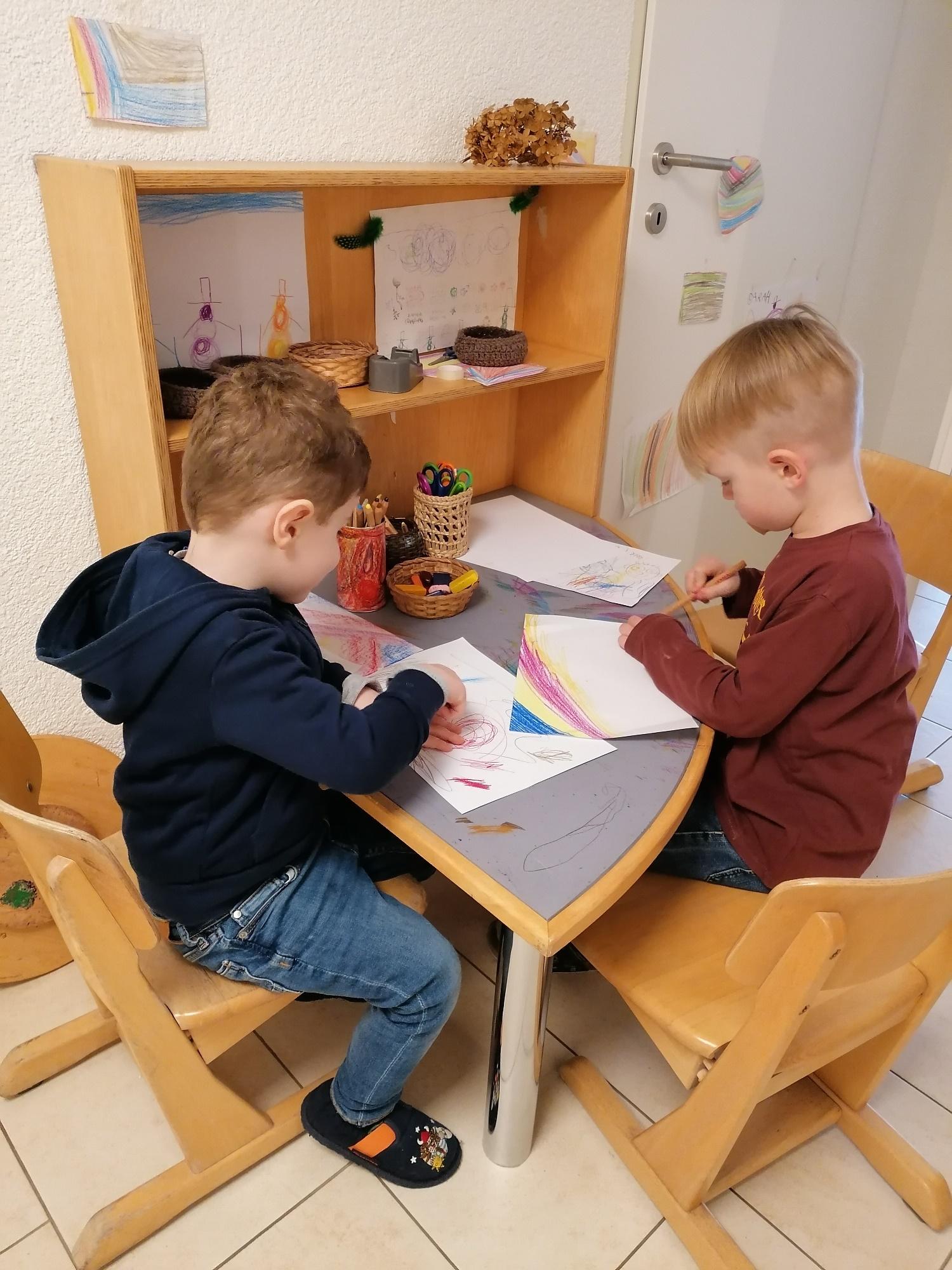 Tag der offenen Tür im Kindergarten Landskron